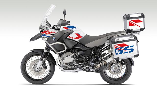 BMW Motorrad Dekorsets