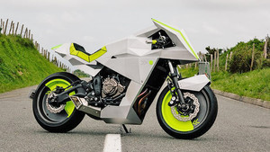 Yard Built XSR 700 »The Outrun« by Ton-Up Garage