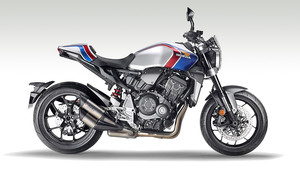 Sonderedition Honda CB 1000 R+