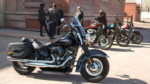 Harley-Davidson Summer Tour Germany 2020