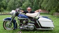 Harley-Davidson Electra Glide 1965
