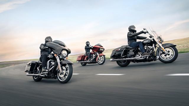 Harley-Davidson Probefahrtaktion Win your Freedom