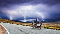 Fahren bei Gewitter – TOURENFAHRER 9/2021