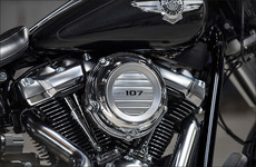 Harley-Davidson Milwaukee Eight 107 Motor