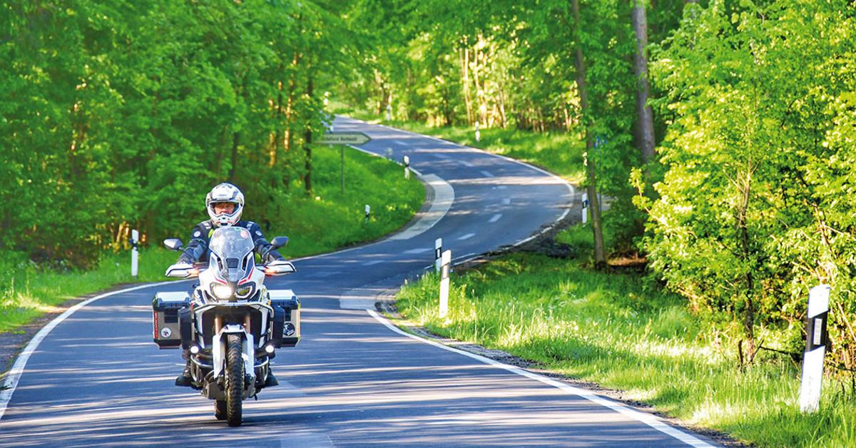 Elektrisches Naked Bike Zero SR/F | Tourenfahrer
