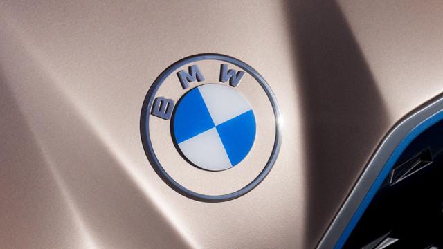 Neues BMW-Logo