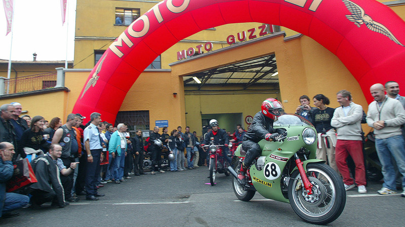 Moto Guzzi Open House 2019 Preview