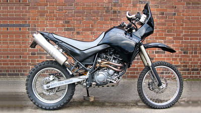 Off The Road Yamaha XT 660 Rallye Raid