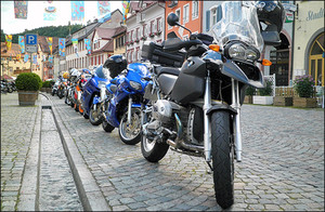Preview: Schwarzwald Biker-Weekend 2015