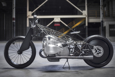 BMW Boxer-Prototyp R18 | Concept Bike »The Revival Birdcage« von Revival Cycles