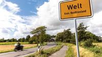 Deutschland: Weltreise