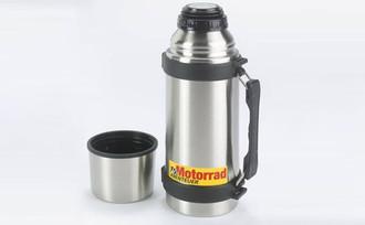 Isosteel Isolierflasche Quickstop 0,75 L
