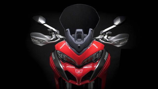 Vier Jahre Garantie für Ducati Multistrada