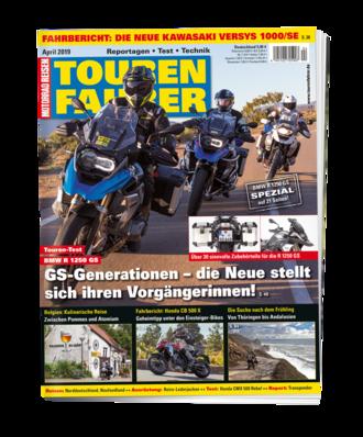 TOURENFAHRER E-Paper Ausgabe April 2019