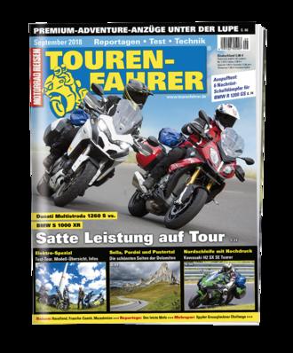 TOURENFAHRER Ausgabe 0918