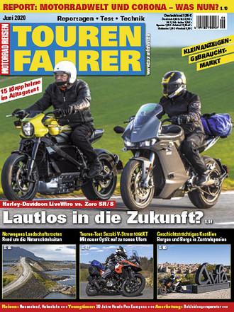 TOURENFAHRER Ausgabe Juni 2020