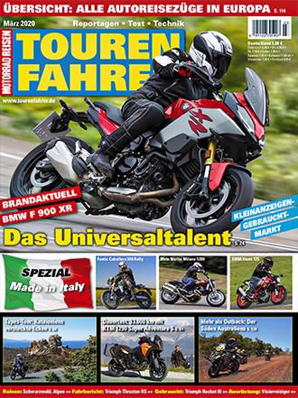 TOURENFAHRER Ausgabe März 202