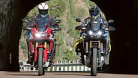 Honda Africa Twins CRF1100L und CRF1000L