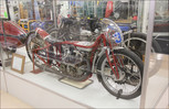 Indian Scout Burt Munro
