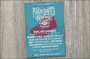 Pure & Crafted Festival 2016 Preview