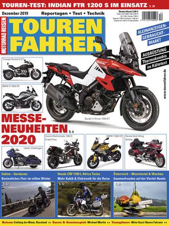 TOURENFAHRER Ausgabe Dezember 2019