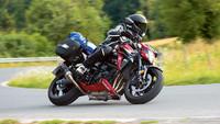 18.000-km-Test: Suzuki GSX-S 750 inklusive Zubehör