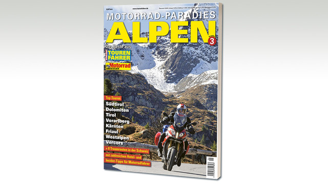 TOURENFAHRER Sonderheft Alpen 3