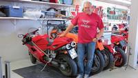 Motorrad-Menschen: Hartmut Semsch