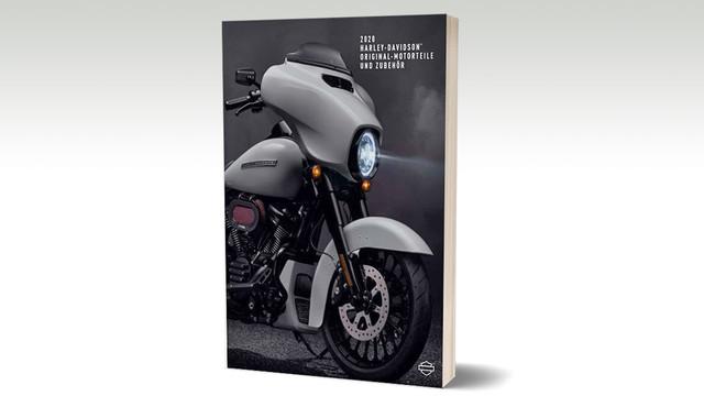 Harley-Davidson Zubehörkatalog 2020