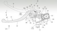 Honda Clutch-by-Wire Kupplungsbetätigung für Motorräder