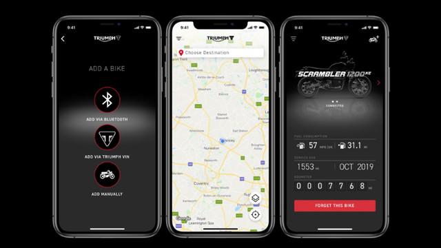 Triumph App