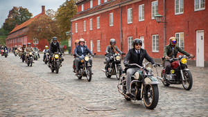 Distinguished Gentleman's Ride 2019