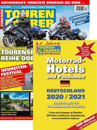 TOURENFAHRER Ausgabe April 2020