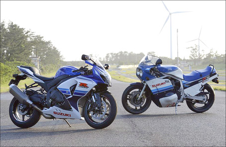 Suzuki GSX-R 1000 ABS 30th Anniversary Edition