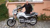Youngtimer: BMW K 75 C
