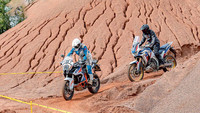 Honda Africa Twin Adventure Sports / KTM 1290 Super Adventure R  – TOURENFAHRER 11/2021
