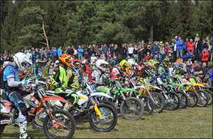 Cross Country Meisterschaft 2015, Lauf 1 in Walldorf