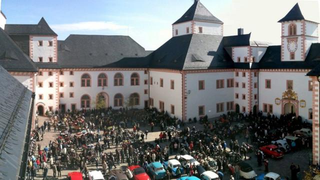 Sächsische Schlösser- und Burgenfahrt