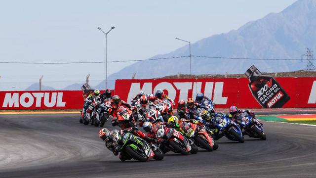 Superbike WM 2029 San Juan Argentinien