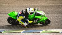 Rennservice von Kawasaki und Motorradtechnik Geenen