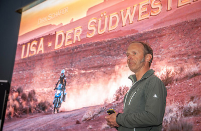 Touratech Travel Event 2018 | Vortrag Dirk Schäfer