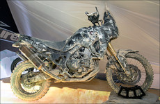 Honda True Adventure Prototyp