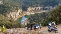 BMW R 1250 GS  Adventure, Ducati Multistrada 1260 Enduro, Honda CRF 1000 L Africa Twin Adventure Sports