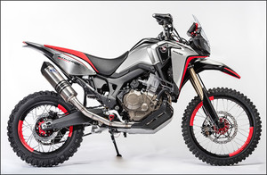 Honda Studie Africa Twin Enduro Sports Concept