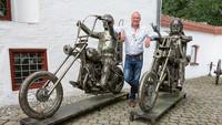 Motorrad-Menschen: Ernst Probst von Liqui Moly