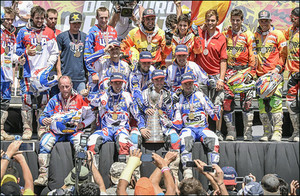 FIM ISDE International Six Days Enduros 2014 in San Juan, Argentina