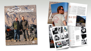 Harley-Davidson Kundenmagazin »The Enthusiast«