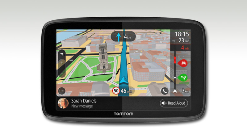 tomtom go 6200 testsieger bei stiftung warentest. Black Bedroom Furniture Sets. Home Design Ideas