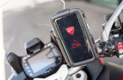 Ducati ConVeX | Connected Vehicle to Everything