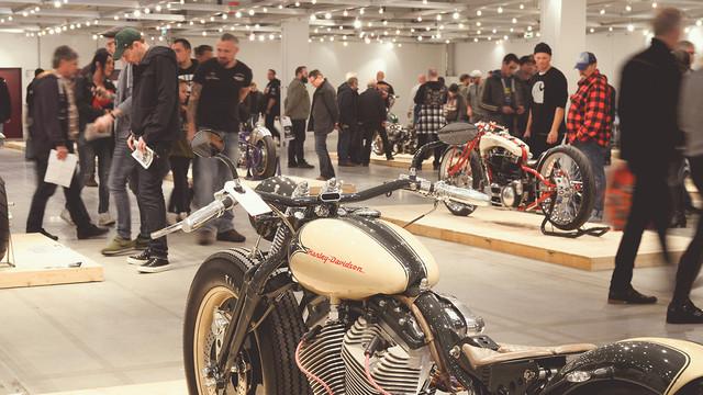 Custom Bike Show Bad Salzuflen